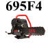 695F4 Gasoline ICS Concrete Chainsaw