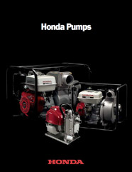 Honda Pump Brochure
